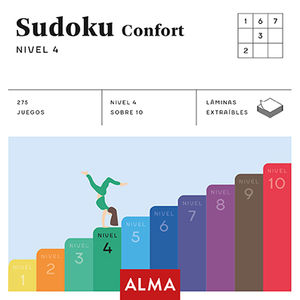 SUDOKU CONFORT NIVEL 4