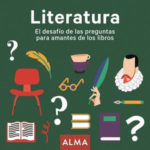 Literatura. El desafio de las preguntas para amantes de los libros