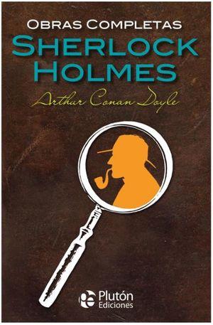 OBRAS COMPLETAS SHERLOCK HOLMES