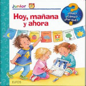 HOY MAÑANA Y AHORA / PD.