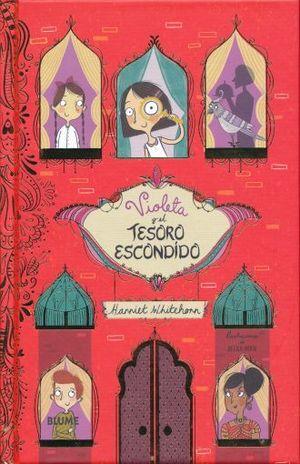 VIOLETA Y EL TESORO ESCONDIDO / PD.