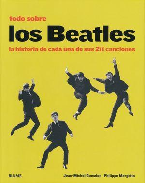 Todo sobre los Beatles (amarillo) / pd.