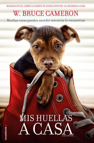 MIS HUELLAS A CASA