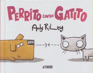 Perrito contra gatito / pd.