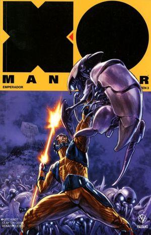 X - O MANOWAR. EMPERADOR #3
