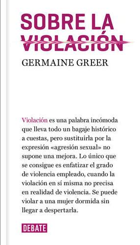 SOBRE LA VIOLACION / PD.
