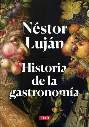Historia de la gastronomía / pd.