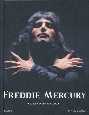 FREDDIE MERCURY. A KING OF MAGIC / PD.