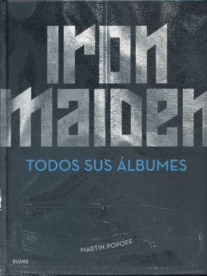 Iron Maiden. Todos sus álbumes / Pd.