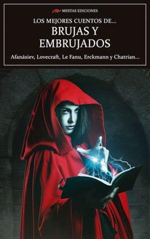 Los mejores cuentos de Brujas y Embrujados