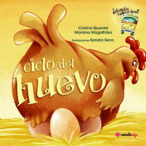 Ciclo del huevo / Vol. 7 / pd.