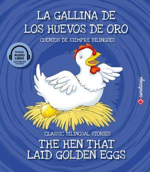La gallina de los huevos de oro / Vol. 8 / pd.
