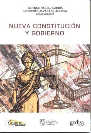 Nueva constitucion y gobierno