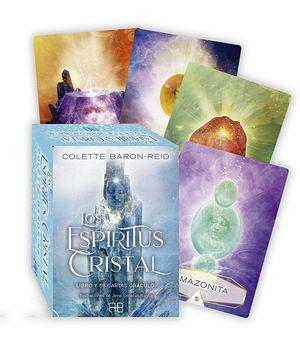 Los espíritus cristal (Libro y cartas)