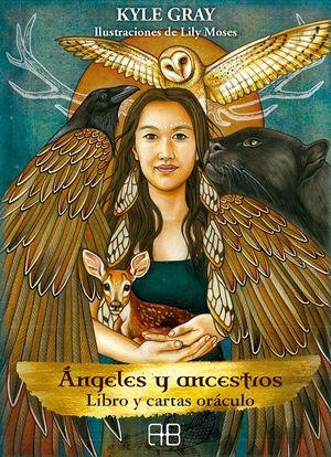 Ángeles y ancestros (Incluye libro + cartas)