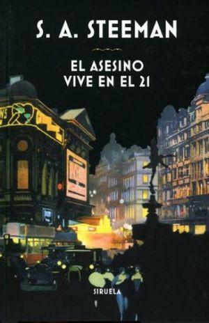 ASESINO VIVE EN EL 21, EL