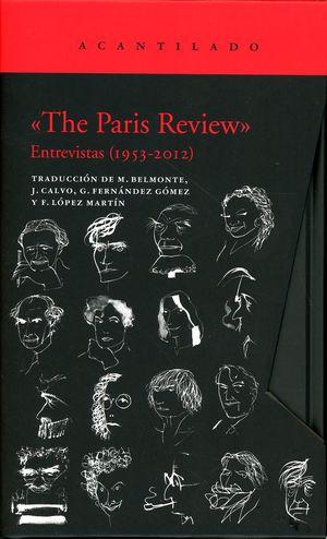 The Paris review. Entrevistas (1953-2012) / 2 vols. / pd.