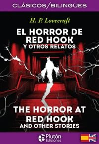 El horror de Red Hook (ed. Bilingüe)
