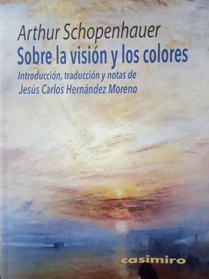 Sobre la visión y los colores