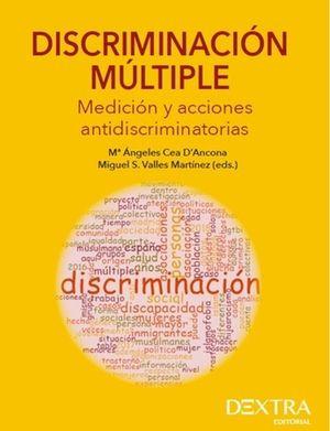Discriminación múltiple. Medición y acciones antidiscriminatorias