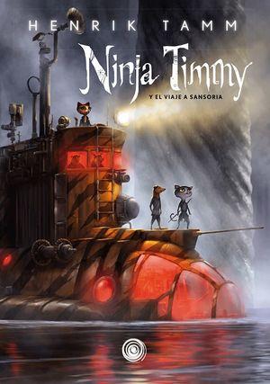 Ninja Timmy y el viaje a Sansoria