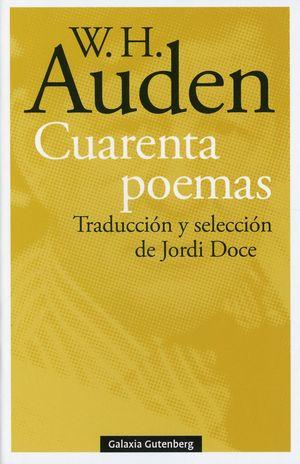 Cuarenta poemas