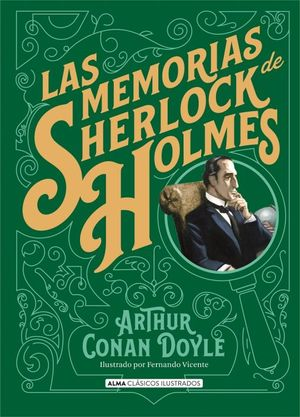Las memorias de Sherlock Holmes / pd.