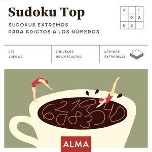 Sudoku Top. Sudokus extremos para adictos a los números