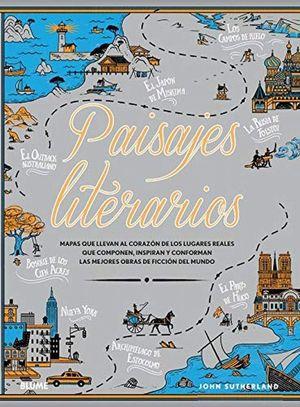 Paisajes literarios / pd,