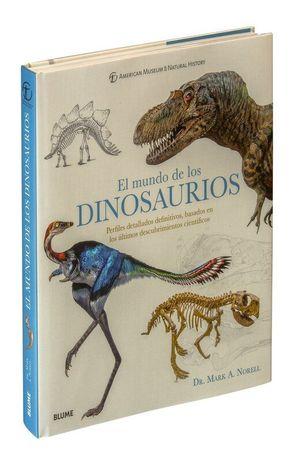 El mundo de los dinosaurios / pd.