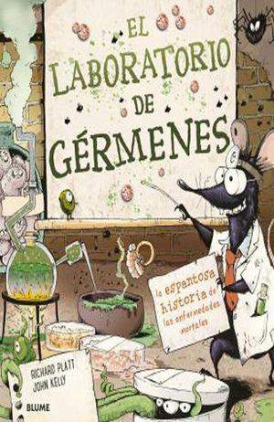 El laboratorio de gérmenes / pd.