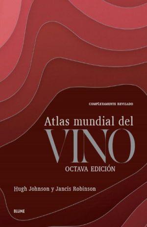 Atlas mundial del vino / 8 ed. / pd.