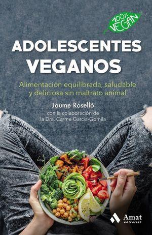 Adolescentes veganos