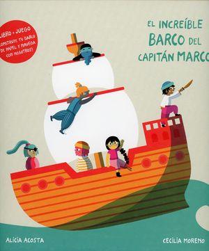El increíble barco del capitán Marco / pd.