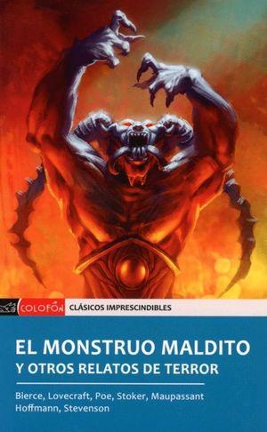 El monstruo maldito y otros relatos de terror