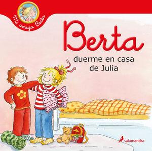 Berta duerme en casa de Julia / pd.
