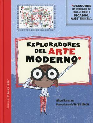 Exploradores del arte moderno / pd.