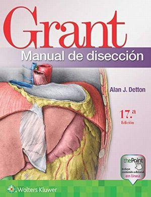 Grant. Manual de disección / 17 ed.