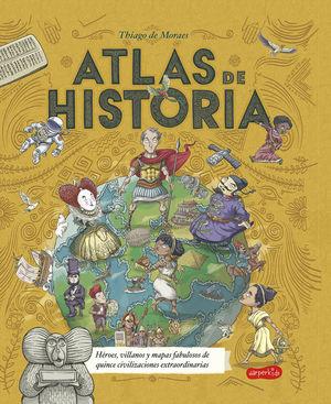 Atlas de historia / pd.