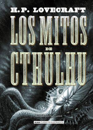 Los mitos de Cthulhú / pd.