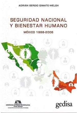 Seguridad nacional y bienestar humano / pd.