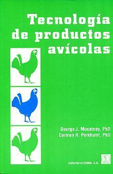 TECNOLOGIA DE PRODUCTOS AVICOLAS