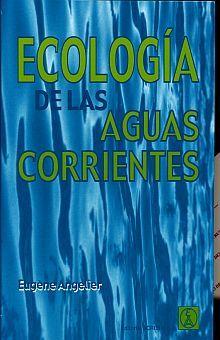 ECOLOGIA DE LAS AGUAS CORRIENTES