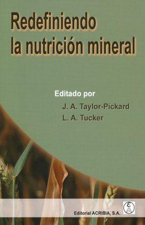 REDEFINIENDO LA NUTRICION MINERAL