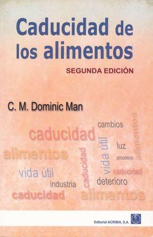 CADUCIDAD DE LOS ALIMENTOS