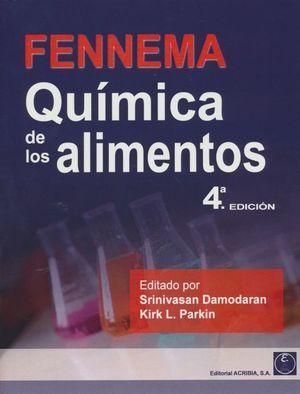 Fennema Química de los alimentos / 4 ed.