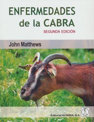 Enfermedades de la cabra / 2 ed.