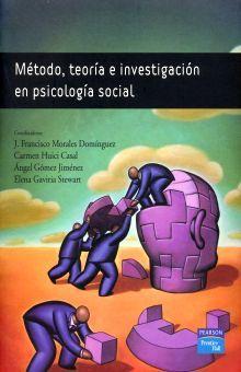 METODO TEORIA E INVESTIGACION  EN PSICOLOGIA SOCIAL