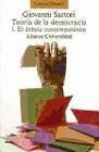 TEORIA DE LA DEMOCRACIA 1. EL DEBATE CONTEMPORANEO