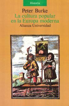 CULTURA POPULAR EN LA EUROPA MODERNA, LA